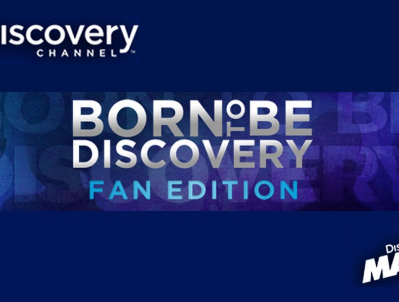 BORN TO BE DISCOVERY Fan Edition – Promo